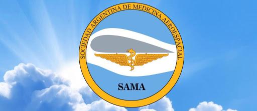Una nueva invitación de la Sociedad Argentina de medicina Aeroespacial