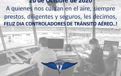 Día del Controlador de Tránsito Aéreo
