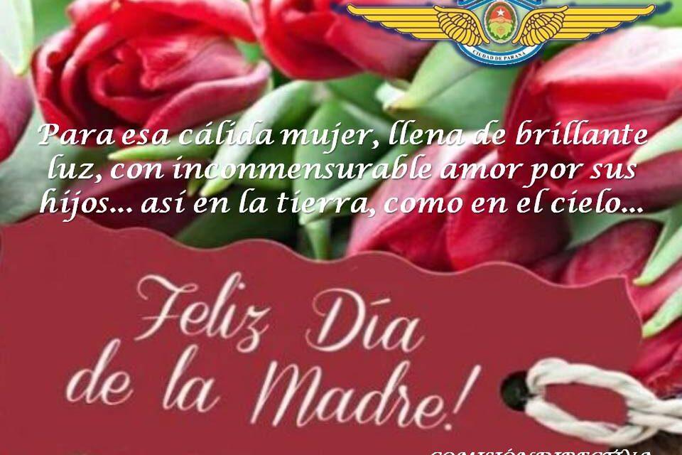 Feliz Día de la Madre..!