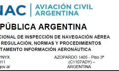 A 43. EMERGENCIA SANITARIA (COVID-19) – ACTIVIDADES Y SERVICIOS AERONÁUTICOS EXCEPTUADOS DEL ASPO (mantenimiento y reparación, fabricación de insumos, entrenamiento de pilotos)