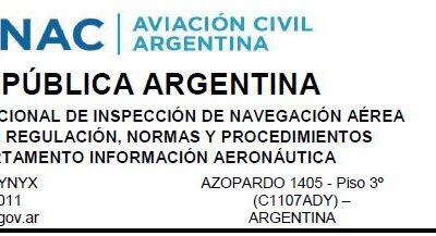 A 44. EMERGENCIA SANITARIA (COVID-19) – RECAUDOS PARA DESARROLLAR ACTIVIDADES AERONÁUTICAS DE AVIACIÓN GENERAL, AERODEPORTIVAS Y DE TRABAJO AÉREO EN ZONA DISPO