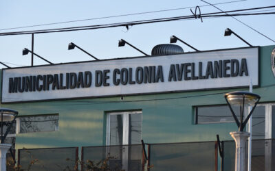 Agradecimiento a la Municipalidad de Colonia Avellaneda.