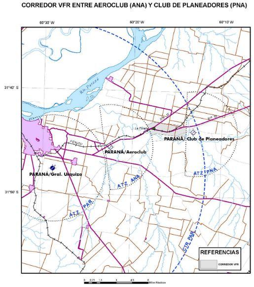 Canal de Llamada General 123.5 MHz (Actualizado con el AIP ENR 3.5-1)